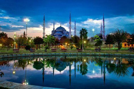 Туры в Турцию из Перми 2018